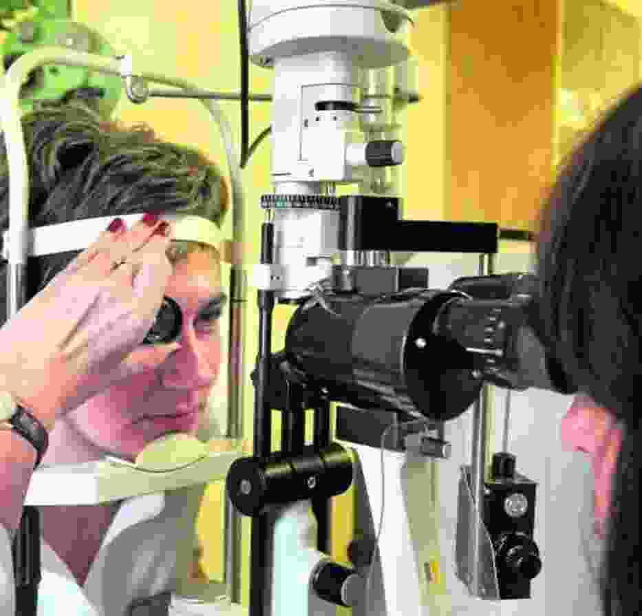 Tylko badanie dna oka pozwala wykryć zwyrodnienie plamki żółtej