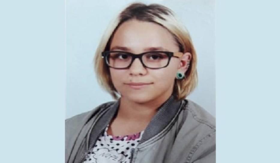 Zaginęła 16-letnia Martyna Łuczka. Policja prosi o pomoc