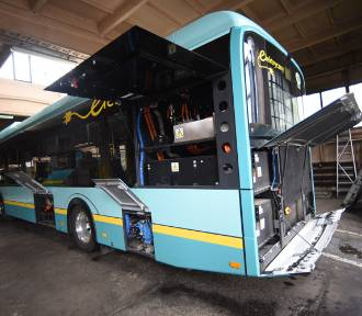 Elektryczne autobusy MPK Łódź za 65 mln zł