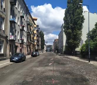Przebudowa ul. Lipowej w Łodzi. Będzie nowa nawierzchnia i zieleń