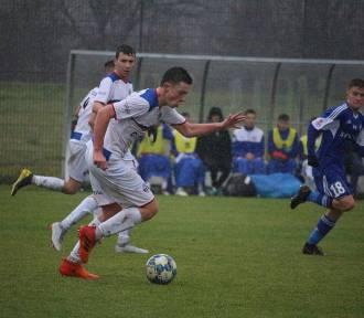 Siedem goli w meczu BKS-Wisła (ZDJĘCIA)