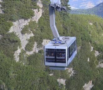 Kolejka na Kasprowy Wierch wywiezie więcej turystów. Na szczycie nowe atrakcje
