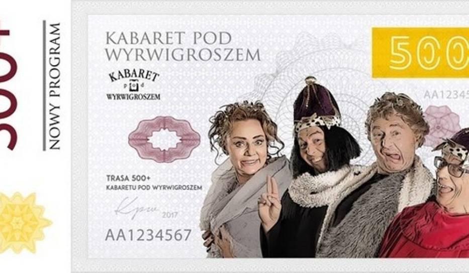 """Kabaret w Łaziskach Górnych: """"Pod Wyrwigroszem"""" rozbawi widzów"""