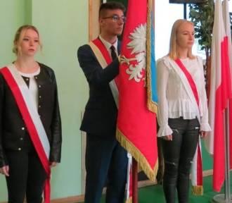 Uroczyste rozpoczęcie roku szkolnego w Technikum numer 2 w Starachowicach