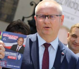 Wojewoda Łukasz Mikołajczyk: Zamierzam być bardzo aktywny w Wielkopolsce [ZDJĘCIA]