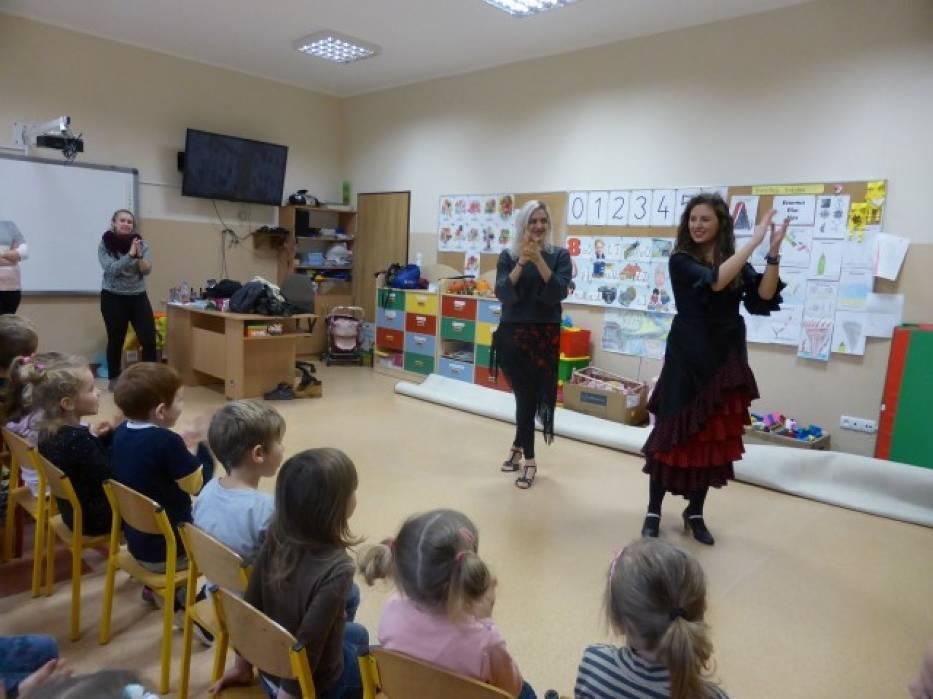Warsztaty z flamenco w Nowym Dworze Wejherowskim