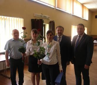 Olimpijki z Rozdrażewa, Joanna i Natalia Szablewskie, zostały uhonorowane przez Radę Gminy [ZDJĘCIA]