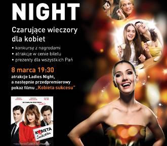Dzień Kobiet w Cinema City Toruń Plaza? Czemu nie?