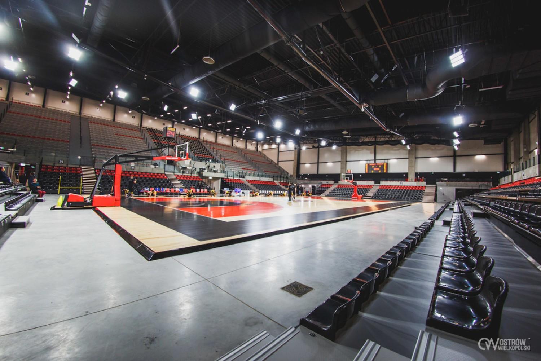 Arena Ostrów. Tak prezentuje się nowoczesna hala sportowa w Ostrowie Wielkopolskim