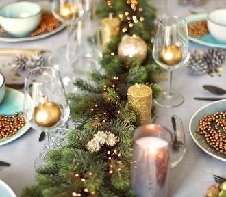 Jak udekorować świąteczny stół? Zdjęcia stołów wigilijnych