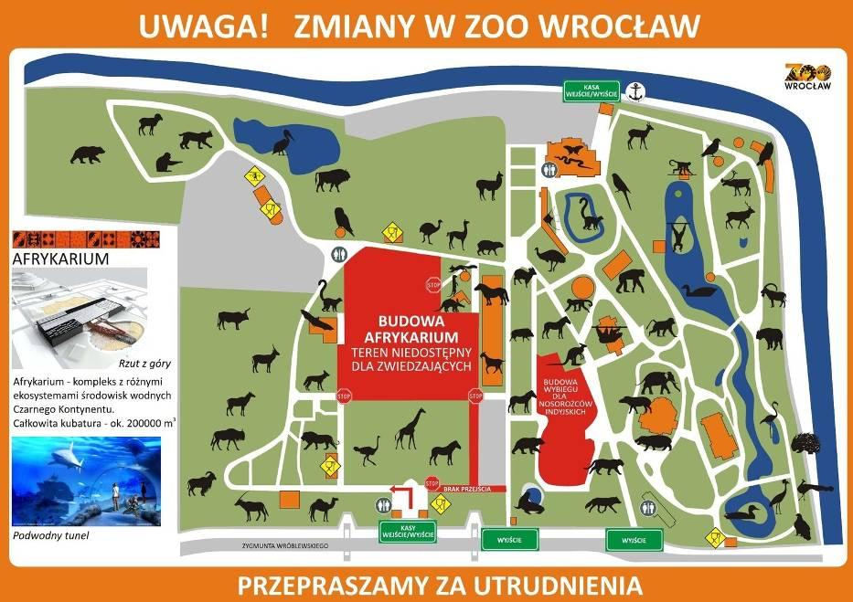 Jak Zwiedzac Zoo Wroclaw Naszemiasto Pl