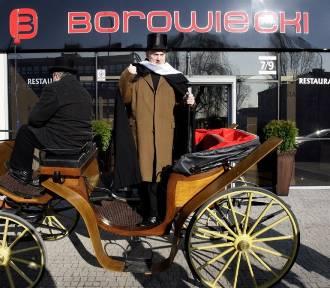 Upadek hotelu Borowiecki, który otwierał Daniel Olbrychski