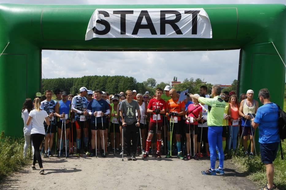 Grand Prix Warszawy Nordic Walking w Wilanowie [ZDJĘCIA]