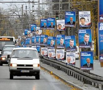 Wojny na plakaty wyborcze w Trójmieście nie będzie?