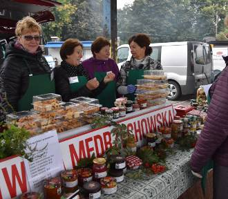 Rolnicy i lokalni producenci oferowali swoje towary na Targu Regionalnym w Tarnowie