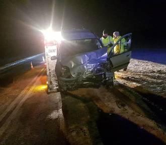 Niebezpieczne wypadki  na Dolnym Śląsku podczas weekendu