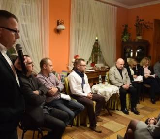 Autorzy książki Pruszcz Gdański - miasto i powiat w latach II wojny światowej spotkali się z miłośnikami