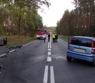 Groźny wypadek z udziałem krotoszynian pod Dziadkowem k. Milicza!