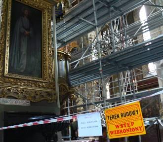 Rozpoczął się remont Bazyliki Katedralnej w Sandomierzu. Prace potrwają do końca 2019 roku i  obejmą