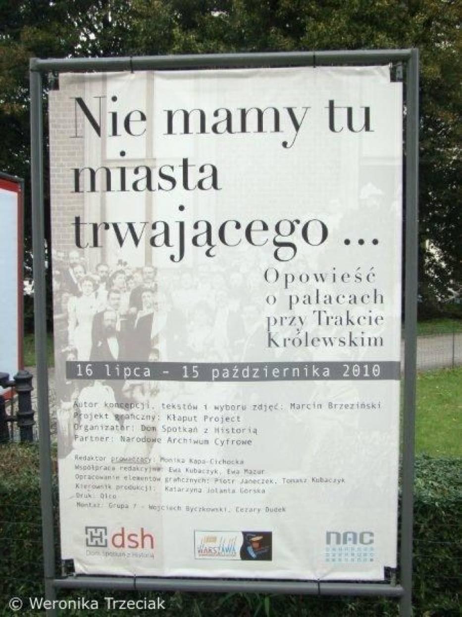 Jej autorem jest historyk-amator Marcin Brzeziński