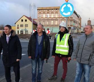 Rondo w Gubinie nareszcie zostało oficjalnie oddane do użytku (ZDJĘCIA)