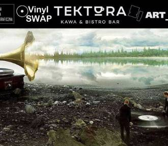 """W niedzielę """"Vinylowy swap"""" w Tekturze"""
