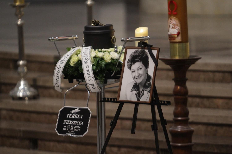 Msza żałobna odbyła się w katedrze Chrystusa Króla