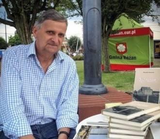 """Mieczysław Daszewski z Różana o książce """"Być razem"""" - wywiad"""