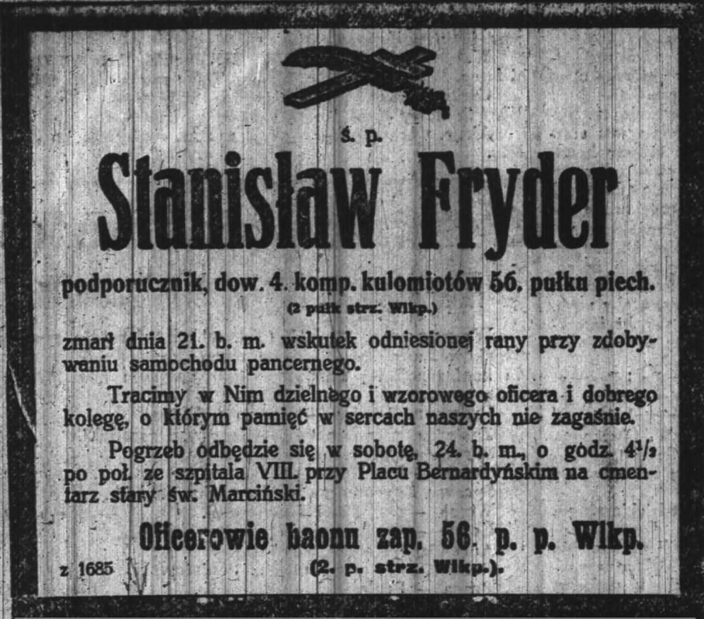 Stanisław Fryder
