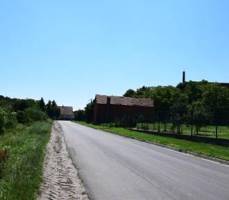 Powiat kościański modernizuje drogi w Wonieściu [ZDJĘCIA]