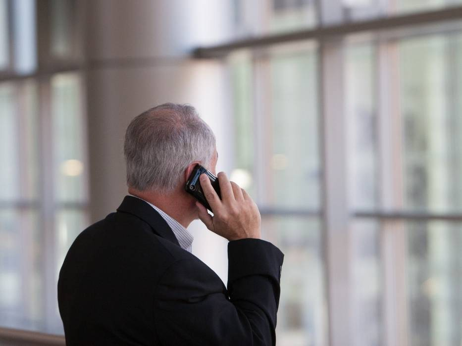 Telefon do byłego szefa