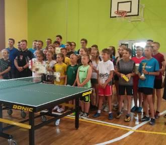 Aktywny koniec sezonu zdunowskich tenisistów [ZDJĘCIA]
