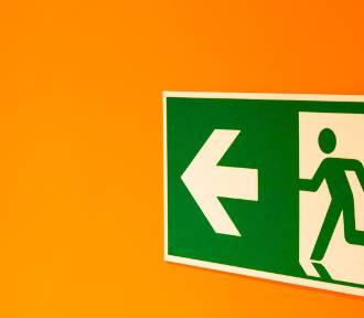 Kiedy rozmowa o pracę to znak, że należy się ewakuować?