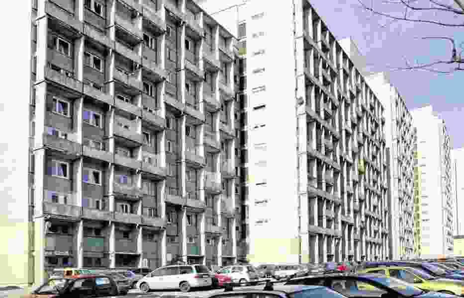 Powodzeniem cieszą się w Łodzi nieduże mieszkania w  blokach