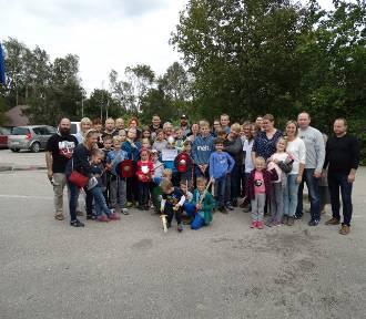 Mieszkańcy Głuchowa odwiedzili Biskupin [FOTO