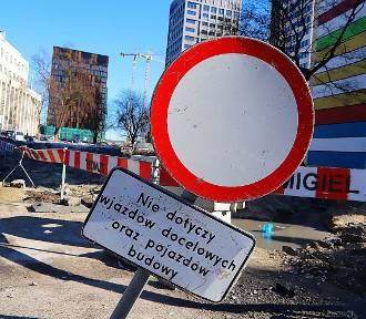 Jak przebiega przebudowa i modernizacja ulicy Traugutta