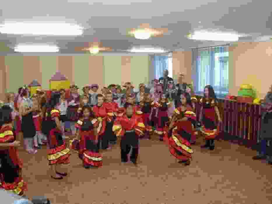 Grupa taneczno-muzyczna Mała Roma