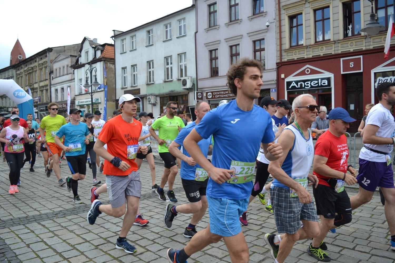 V Maraton Uśmiechu w Ostrowie Wielkopolskim