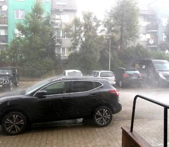 Burza przeszła nad Przecławiem