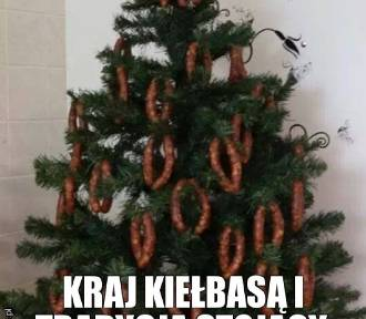 Najdziwniejsze i najśmieszniejsze choinki na Boże Narodzenie [ZOBACZ ZDJĘCIA]