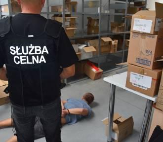 Leki warte 10 mln zł zabezpieczono przed wywozem za granicę [zdjęcia, wideo]