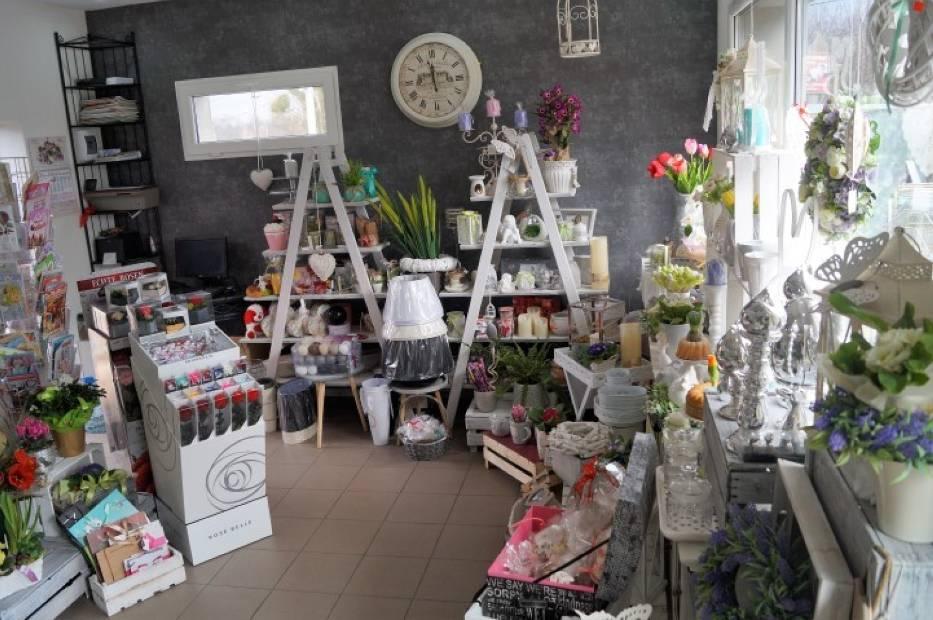 I miejsce - Kwiaciarnia Rossa, Pręgowo, ul. Bukowskiego 18