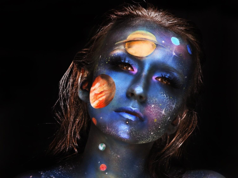 Niezwykłe makijaże Kamili Patyny