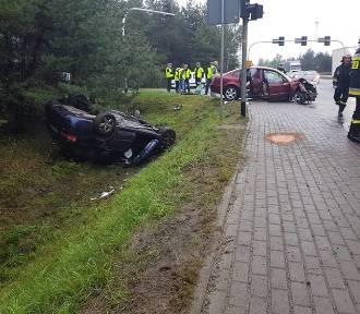 Uwaga kierowcy! Śmiertelny wypadek w Bolesławiu [ZDJĘCIA]
