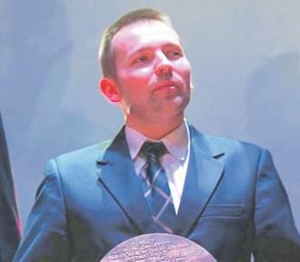 Dawid Jung otrzymał literacką Nagrodę im. Bolesława Leśmiana