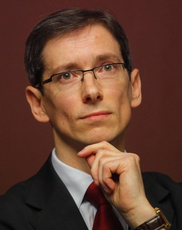 Hinc złożył dymisjęSławomir Hinc zrezygnował z funkcji wiceprezydenta