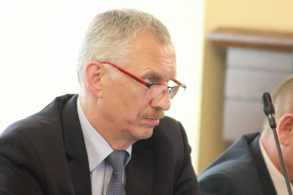 Wicestarosta Paweł Radojewski