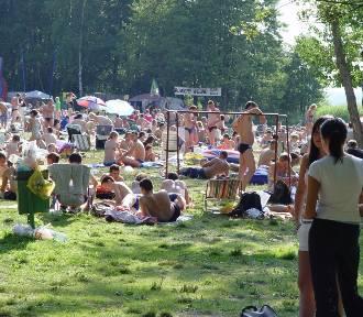 Boszkowo - ulubione miejsce wypoczynku latem. Zobaczcie zdjęcia sprzed dwudziestu lat
