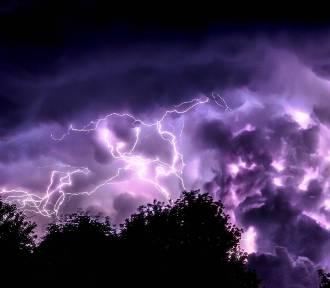 Ostrzeżenie o burzach na Pomorzu!