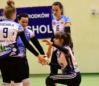 Młodziczki Tucholanki ponownie zagrają w I lidze